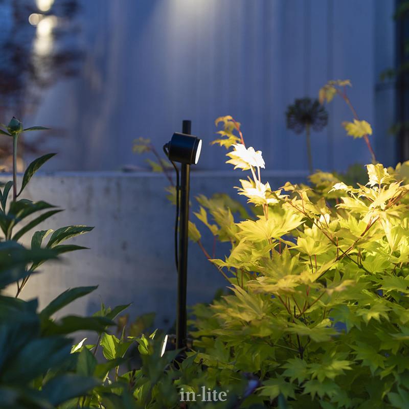 eclairage jardin basse tension